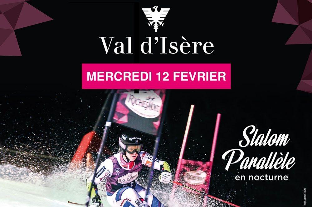Val d'Isère vous attend le 12 février !